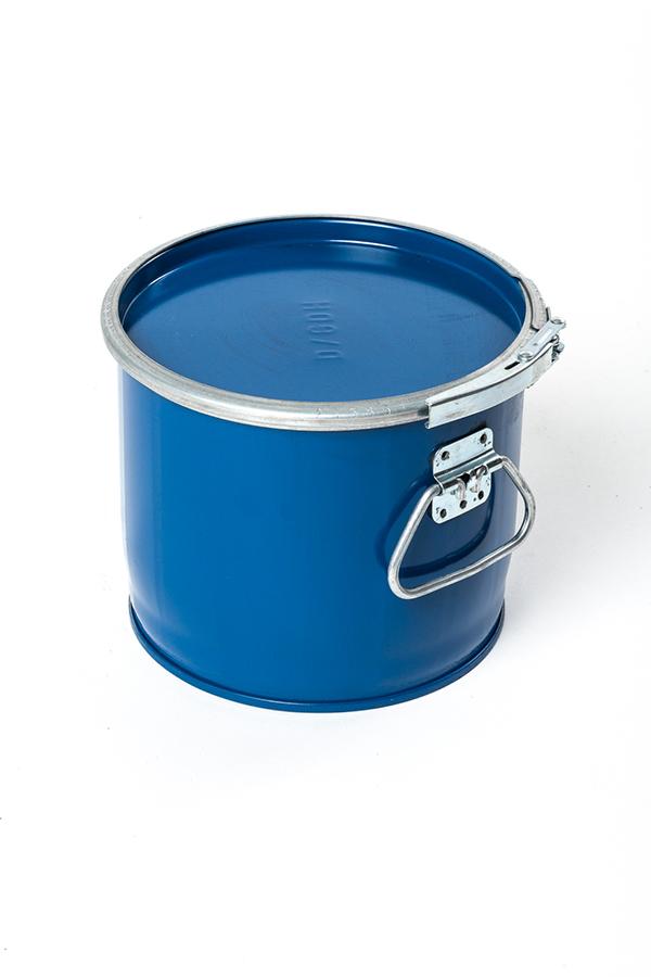 Bergungsfass 6 Liter WESER Industrieverpackungen Gefahrgutverpackungen · NRW