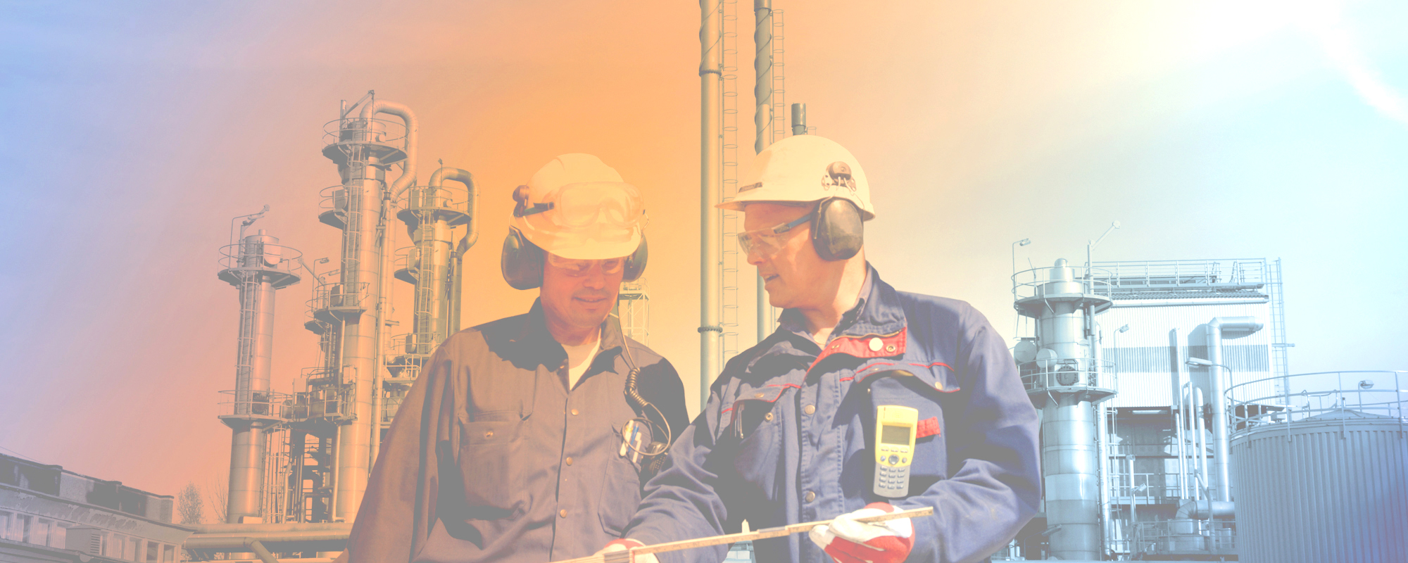 Branche Raffinerie Ölfass WESER Industrieverpackungen Gefahrgutverpackungen · NRW