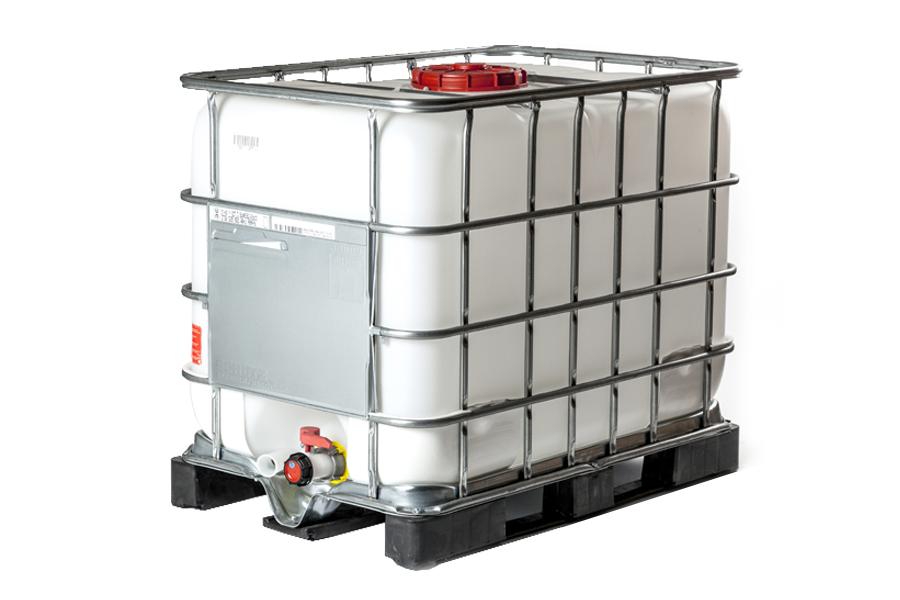 IBC Container Service 1000 Liter WESER Industrieverpackungen Gefahrgutverpackungen · NRW