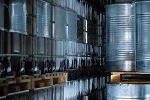 IBC Container ab Lager WESER Industrieverpackungen Gefahrgutverpackungen · NRW