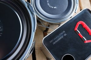 Weißblechverpackungen Sortiment WESER Industrieverpackungen Gefahrgutverpackungen · NRW