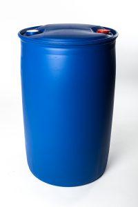 Kunststofffass Deckelfass WESER Industrieverpackungen Gefahrgutverpackungen · NRW