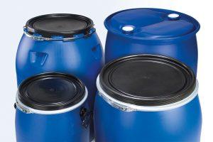 Kunststoffverpackungen WESER Industrieverpackungen Gefahrgutverpackungen · NRW