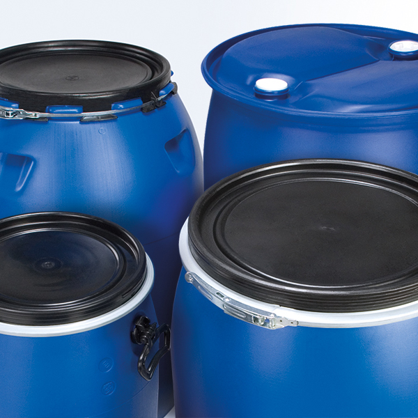 Kunststoffverpackung WESER Industrieverpackungen Gefahrgutverpackungen · NRW