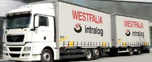 Spedition Westfalia Intralog für WESER Industrieverpackungen Gefahrgutverpackungen · NRW