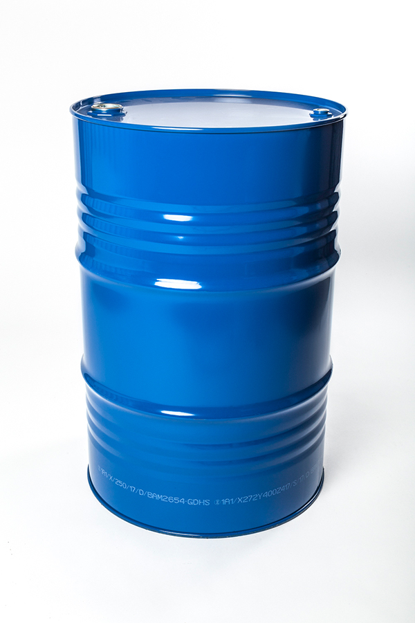 Spaundfass, Stahlfass Doppel WESER Industrieverpackungen Gefahrgutverpackungen · NRW