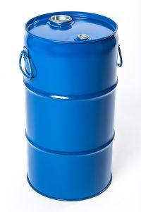 Stahlfass Spundfass Fass Stahlblech WESER Industrieverpackungen Gefahrgutverpackungen · NRW