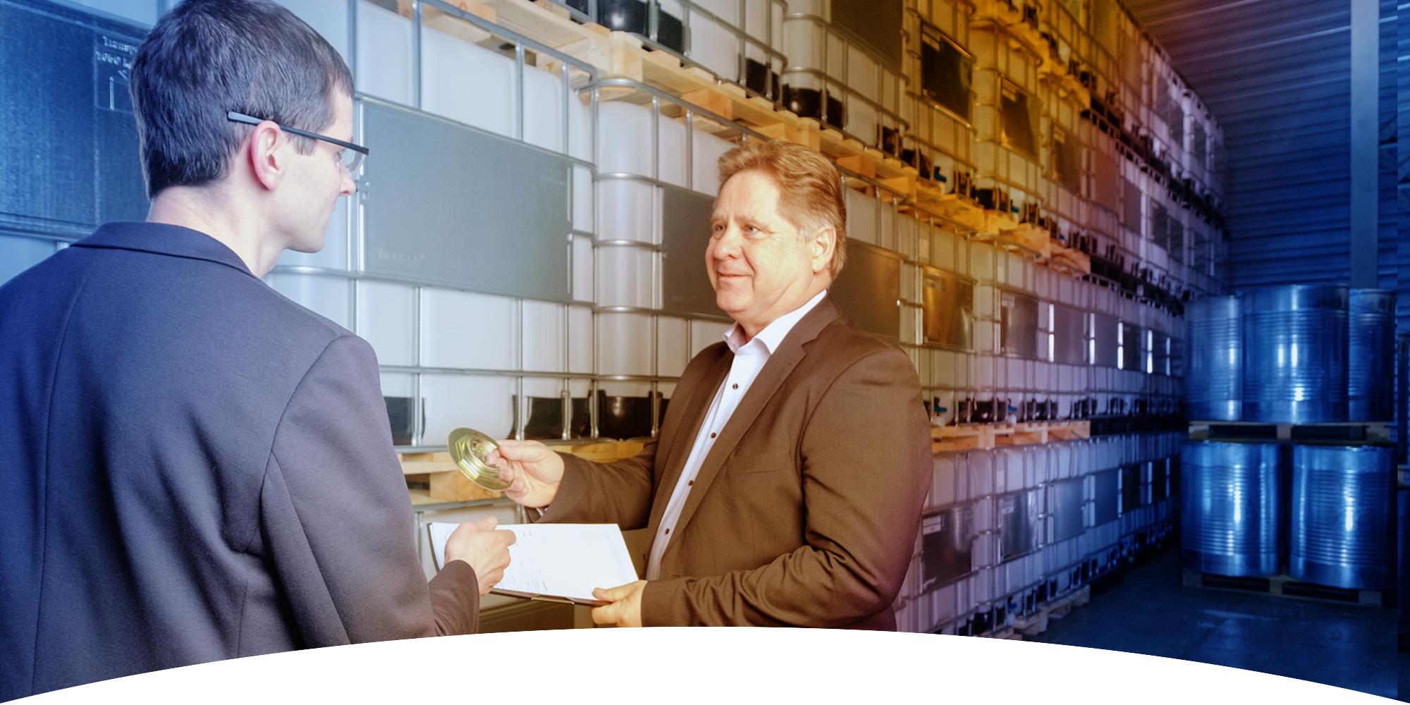 Spezialist Beratung Verpackungen WESER Industrieverpackungen Gefahrgutverpackungen · NRW
