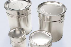 Weißblechverpackungen WESER Industrieverpackungen Gefahrgutverpackungen · NRW